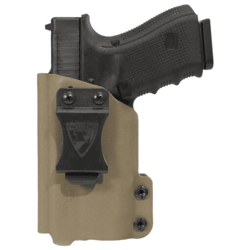 CDC Holster Glock 19/23/32 w/ APLc Left Hand - E2 Tan