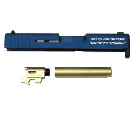 Simunition Glock 17/22/31/35 Slide Conversion Kit - Gen 3 or 4