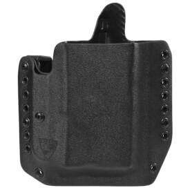 Alpha Holster SIG P320C w/ XC1 Right Hand - Black