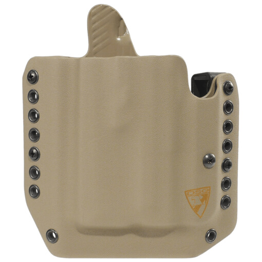 Alpha Holster SIG P320C w/ XC1 Left Hand - E2 Tan