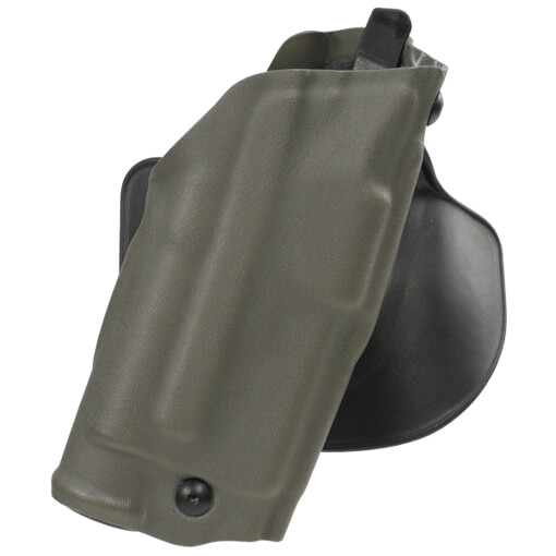 Safariland 6378 ALS Glock 17/ 22 Holster w/ Light for Right Hand - OD Green