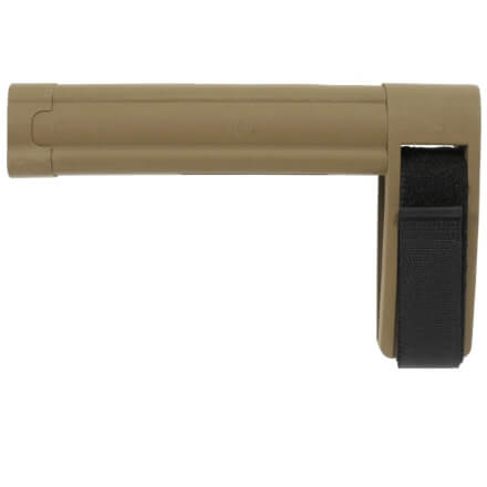 SB Tactical SBL Pistol Brace - Dark Earth