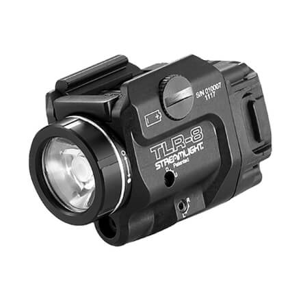 Streamlight TLR-8 500 Lumen Weapon Light w/ Red Laser