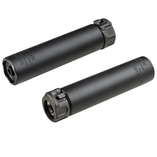 Surefire SOCOM RC2 5.56MM Gen2 Suppressor - Black