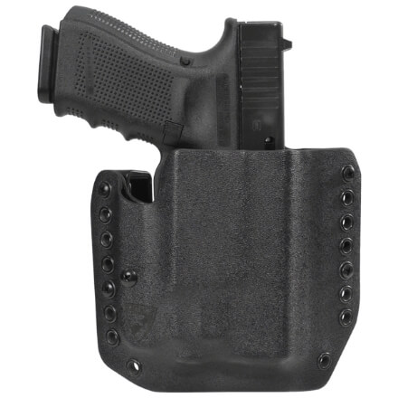 Alpha Holster Glock 19/23/32 w/ TLR-7/8 Right Hand - Black