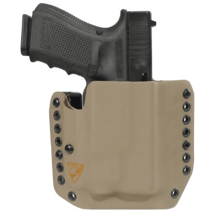 Alpha Holster Glock 19/23/32 w/ TLR-7/8 Right Hand - E2 Tan