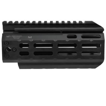"Midwest Industries CZ Scorpion 6.75"" M-Lok Handguard - Black"