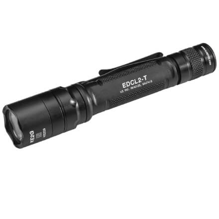 Surefire Every Day Carry Tactical LED Dual Output 5 / 1200 Lumens - Black