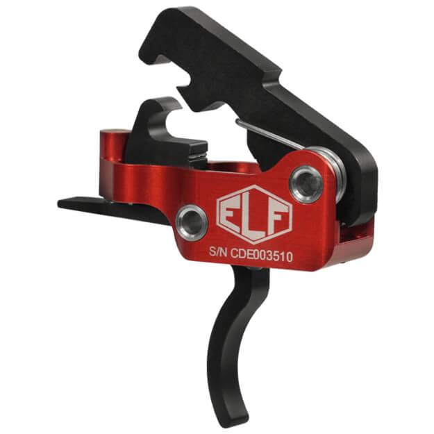 Elftmann Tactical ELF-SE Trigger - Curved