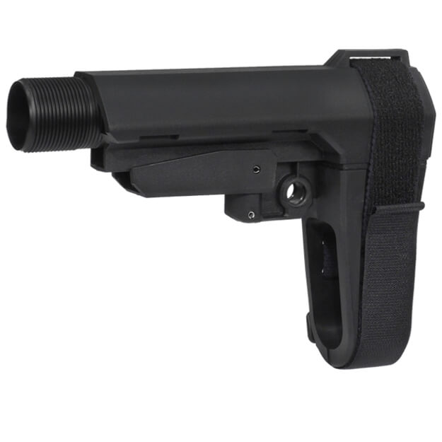 SB Tactical SBA3 5 Position AR Brace - Black