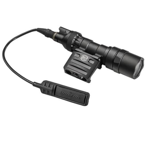 Surefire M312C Scout Weapon Light w/ DS07 Switch - 500 Lumens - Black