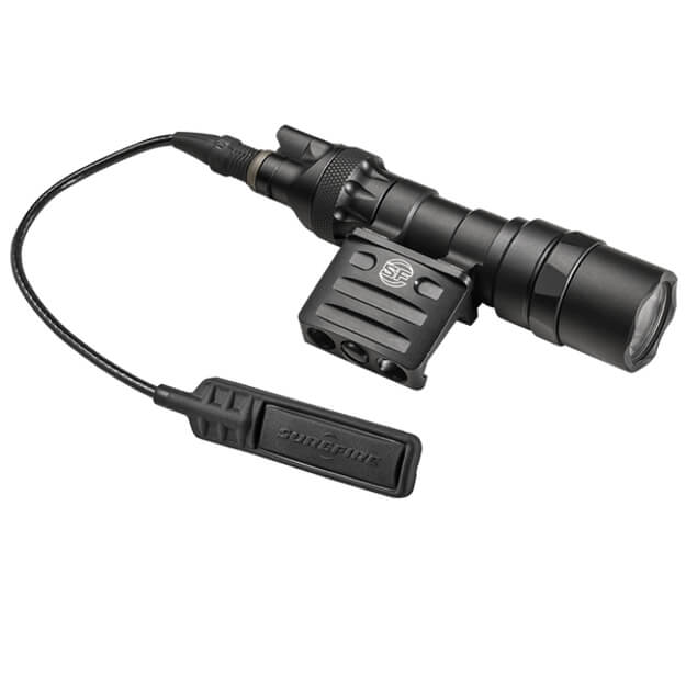 Surefire M312C Scout Weapon Light w/ DS07 Switch - 500 Lumens - Black