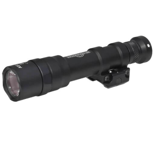 Surefire M600DF Scout Dual Fuel Weapon Light 1500 Lumens - Black
