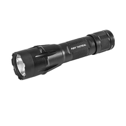 Surefire Fury Dual Fuel Tactical LED Single Output 1500 Lumens - Black