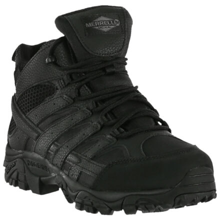 Merrell MOAB 2 Mid Tactical Waterproof - Black