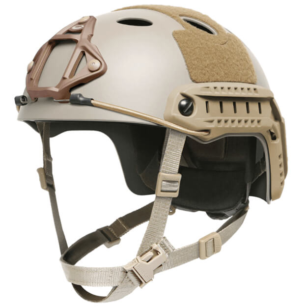 Ops-Core FAST High Cut Carbon Xtra Large Helmet w/ EPP Padding & OCC Dial - Urban Tan