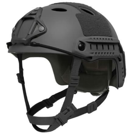 Ops-Core FAST High Cut Carbon Large Helmet w/ EPP Padding & OCC Dial - Black