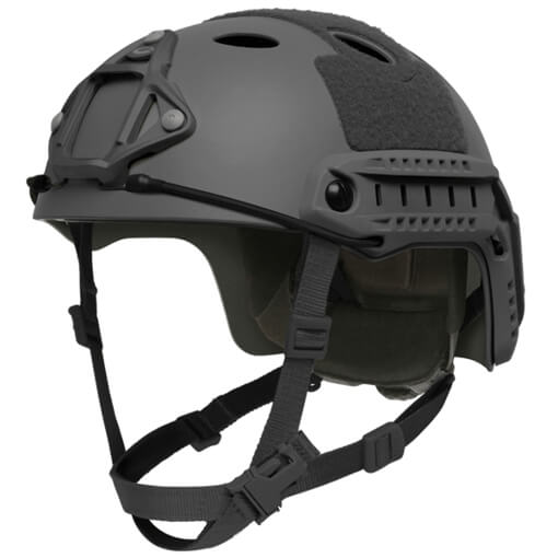Ops-Core FAST High Cut Carbon Xtra Large Helmet w/ EPP Padding & OCC Dial - Black