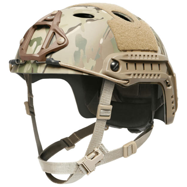 Ops-Core FAST High Cut Carbon Large Helmet w/ EPP Padding & OCC Dial - Multicam