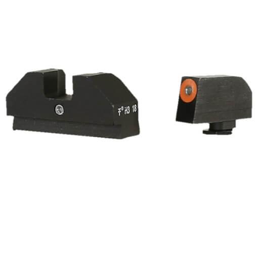 XS Sights Glock 17/19 F8 Night Sights