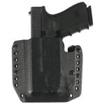 Alpha Holster Glock 19/23/32 w/ TLR-7/8 Left Hand - Black