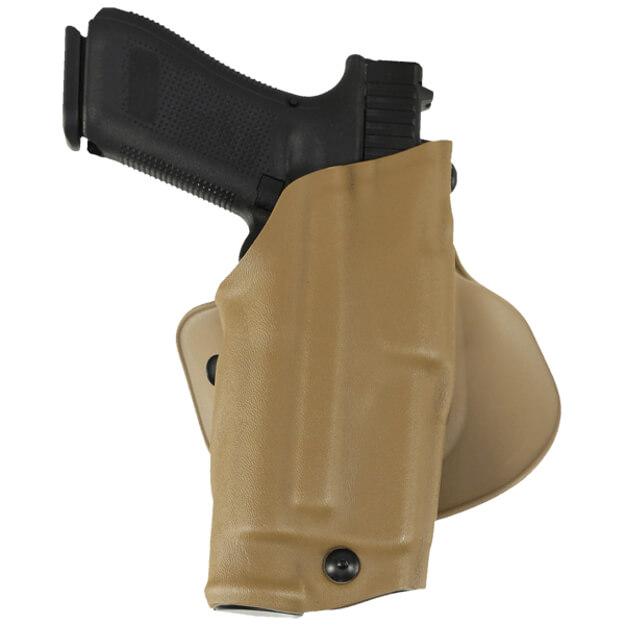 Safariland 6378 ALS Glock 17 w/ TLR1 - FDE STX Tactical - Right Hand