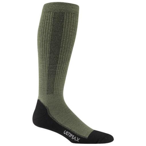 Wigwam Tall Boot Pro Socks Moss - Large