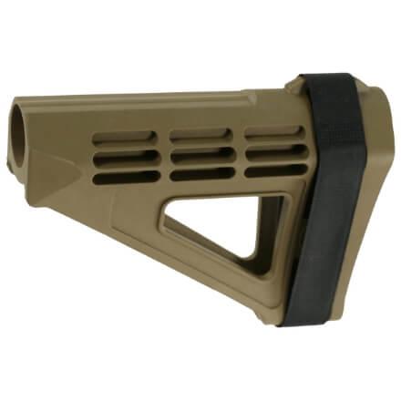 SB Tactical SBM4 Pistol Brace - Dark Earth