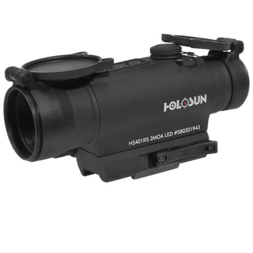 Holosun HS401-R5 Tube Sight - Red Dot / Shake Awake / Red Laser