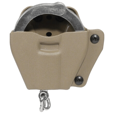 D4 Handcuff Carrier - E2 Tan