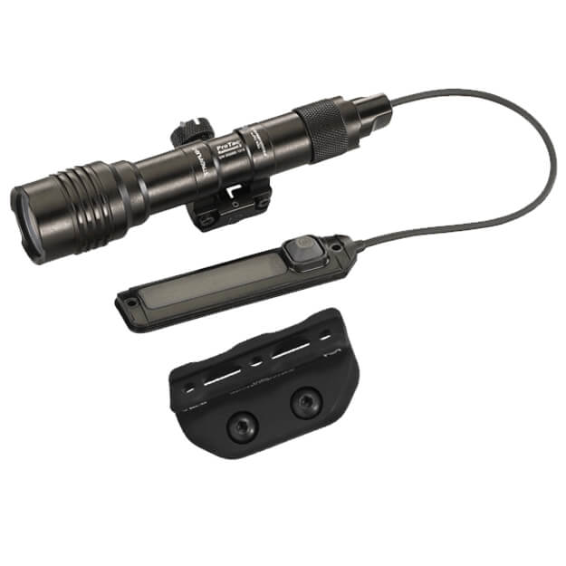 Streamlight ProTac Rail Mount 2 w/ BCM Gunfighter Modular M-LOK Scout Mount