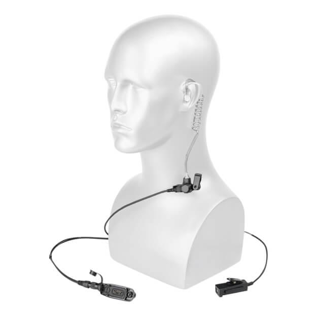 TCI PMHIR/APX1.0 Two Wire Patrol Kit - Motorola APX 6000