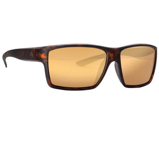 MAGPUL Explorer Polarized Eyewear - Tortoise / Gold Mirror Bronze