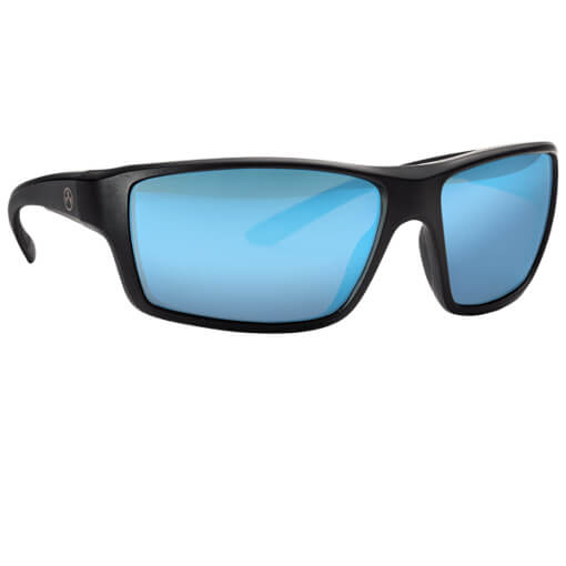 MAGPUL Summit Polarized Eyewear - Black / Blue Mirror Bronze