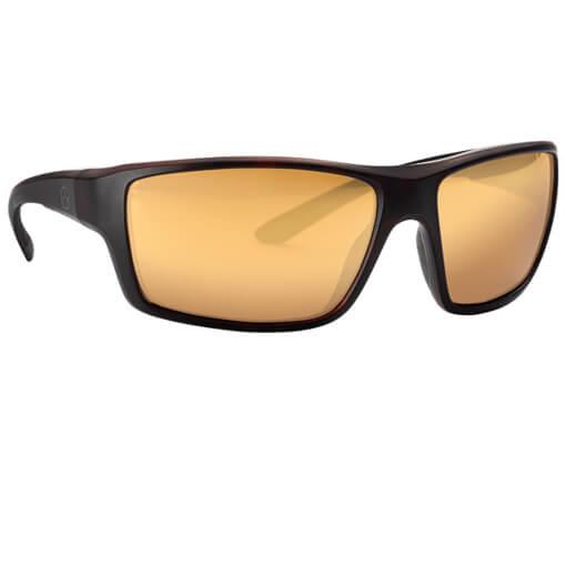 MAGPUL Summit Polarized Eyewear - Tortoise / Gold Mirror Bronze