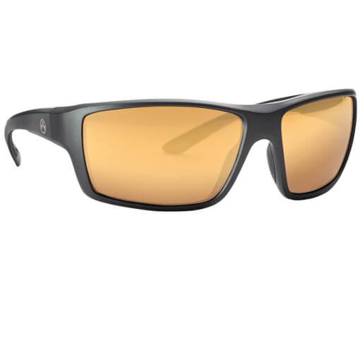 MAGPUL Summit Polarized Eyewear - Grey / Gold Mirror Bronze