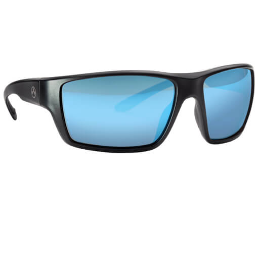 MAGPUL Terrain Polarized Eyewear - Black / Blue Mirror Bronze
