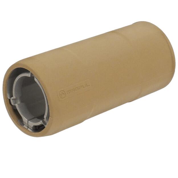 """MAGPUL Suppressor Cover 5.5"""" - Medium Coyote Tan"""