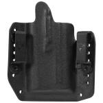 Alpha Holster Sig P320C w/ TLR-7/8 Right Hand - Black
