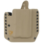 Alpha Holster Sig P320C w/ TLR-7/8 Right Hand - E2 Tan
