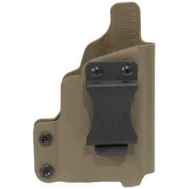 CDC Holster Sig P320C w/ XC1 Right Hand - E2 Tan