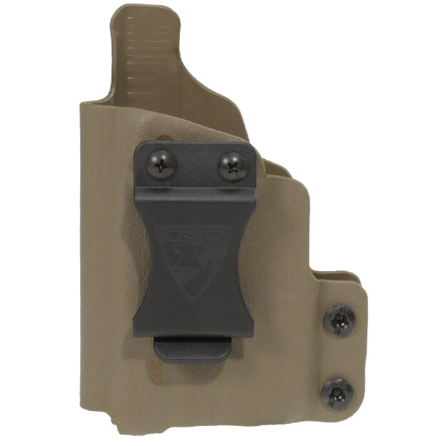 CDC Holster Sig P320C w/ XC1 Left Hand - E2 Tan
