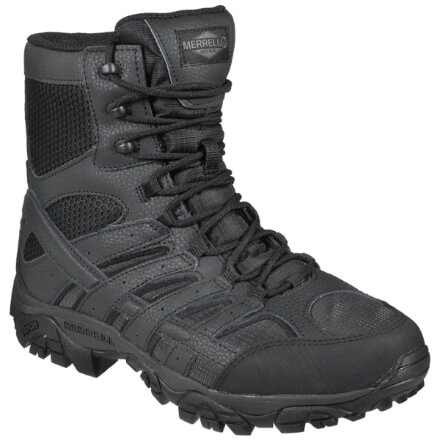 "Merrell MOAB 2 8"" Tactical - Black"