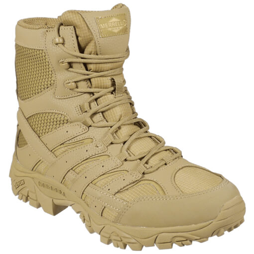 "Merrell MOAB 2 8"" Tactical - Coyote"
