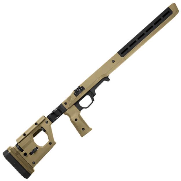 MAGPUL Pro 700 Chassis - Remington 700 Short Action - Dark Earth