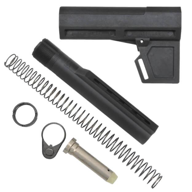 KAK Industry Shockwave 2.0 Blade Pistol Stabilizer Kit - Black