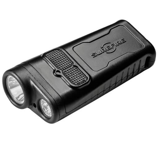 Surefire Guardian 1000 Lumen Dual-Beam Rechargeable LED Flashlight