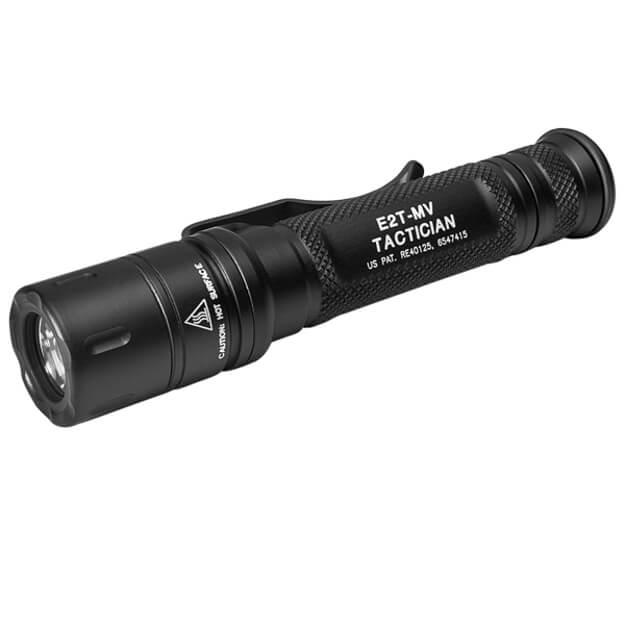 Surefire Tactician Dual Output 800/5 Lumen w/ Maxvision LED Flashlight