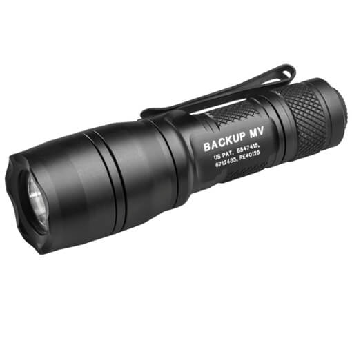 Surefire E1B Backup 400 Lumen w/ Maxvision LED Flashlight