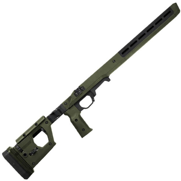 MAGPUL Pro 700 Chassis - Remington 700 Short Action - Olive Drab Green